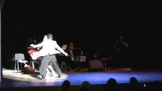 Sebastian Arce & Mariana Montes, Soledad orquesta, Sabor del Tango 2010, Yalta