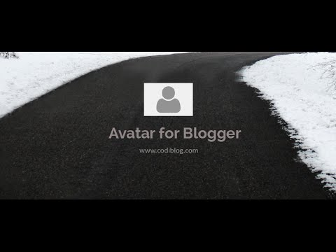Change Default Anonymous Avatar in Blogger