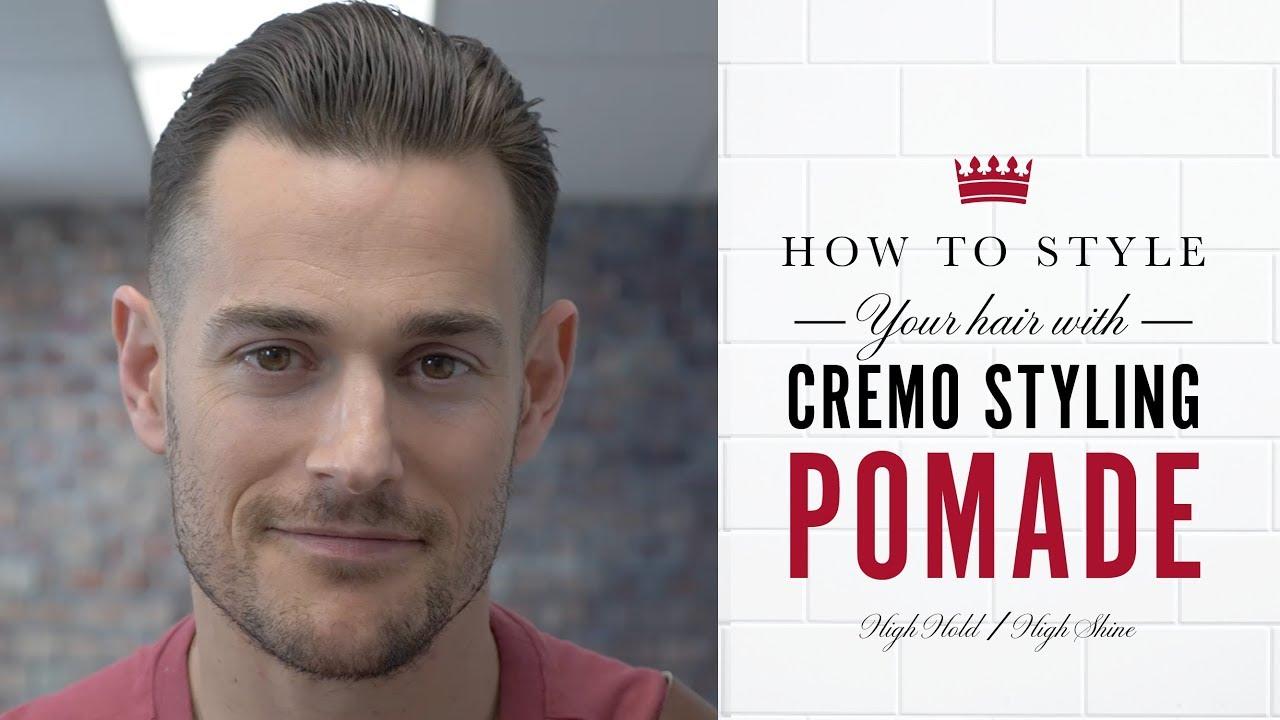 Best Men S Hair Pomade For Shine Hold Barber Grade High Shine Pomade Cremo