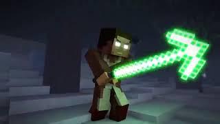 Клип Minecraft'Звездные войны'MusicVideo@77