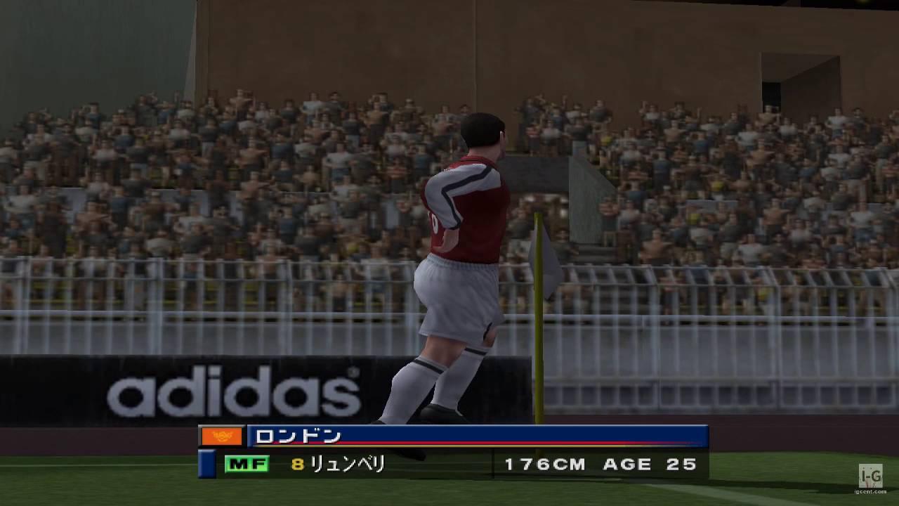 World Soccer Winning Eleven 6 Final Evolution Gamecube Gameplay Hd