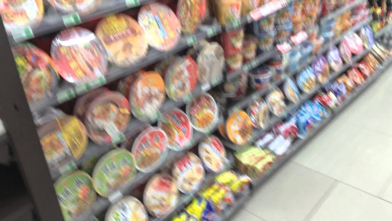 one of taiwan s 7 eleven stores xd youtube