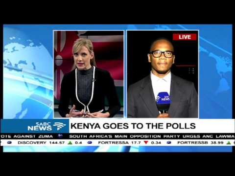 The mood in Kenya ahead of Tuesday polls: Aldrin Sampear