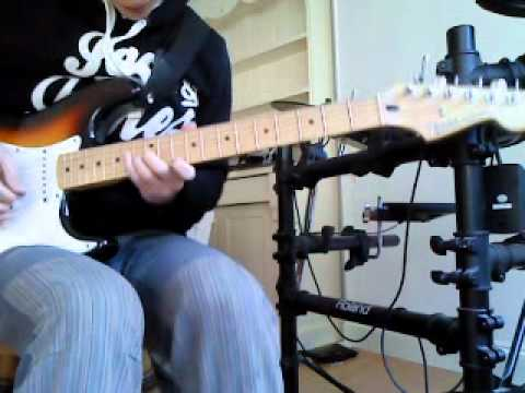 John Mayer - Only Heart - guitar solo