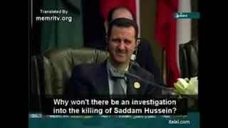 Пророческие слова Муаммара Каддафи на саммите Лиги арабских государств в Сирии (2008г.).