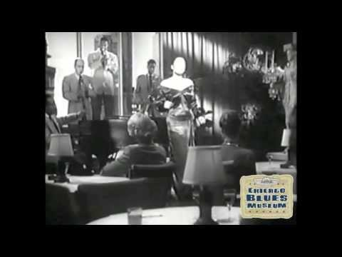 Chicago Blues Museum Presents, Billie Holiday  God Bless The Child film