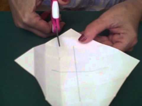 How To Make A Gift Box From A Greeting Card Youtube