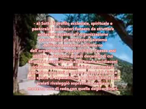 monasteri del medioevo