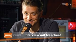 Der Rapper Maeckes im Interview
