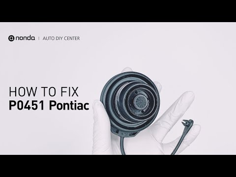 How to Fix PONTIAC P0451 Engine Code in 3 Minutes [2 DIY Methods / Only $4.35]