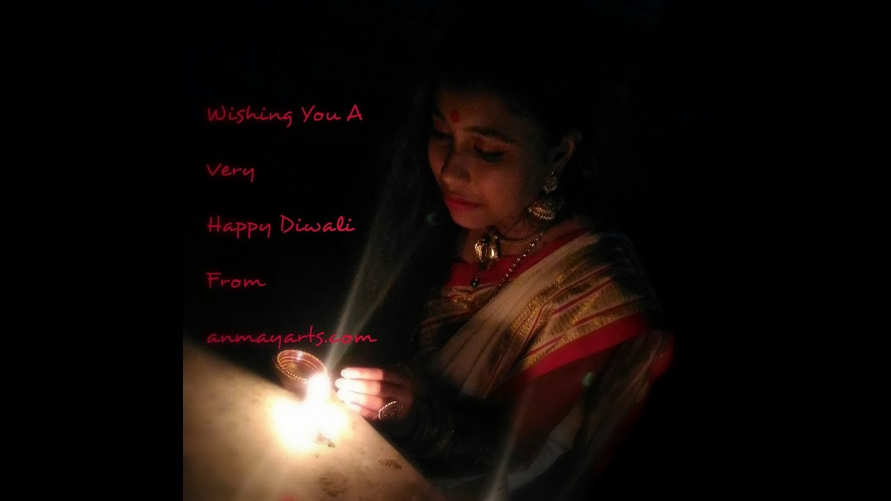 Download Wishing you a very Happy Diwali from anmayarts.com