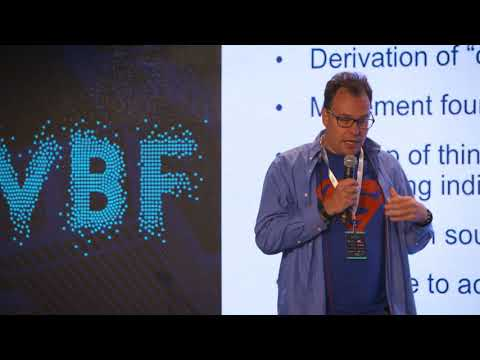 Bruce Fenton - Cypherpunks and Wall Street