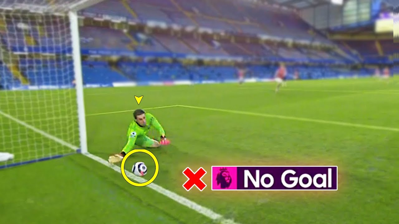 Legendary Goalkeeper Saves 2021