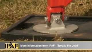 IPAF.org - Spread the load!