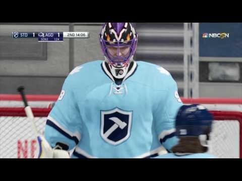 NHL 17 – Post Patch Goalie Highlights