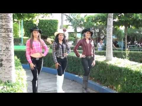 Candidatas a Reinas de Juigalpa Chontales
