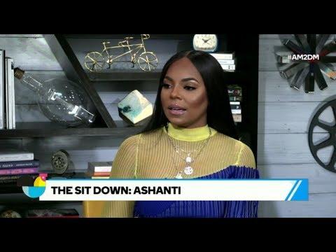 Ashanti Talks New Single, Fitness, & Music Industry With BuzzFeed (11.30.2017)