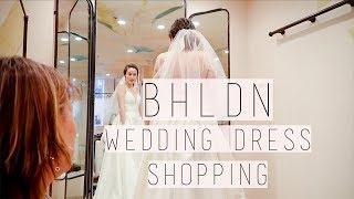 BHLDN | Wedding Dress Shopping | TRY ON | Rittenhouse Philadelphia