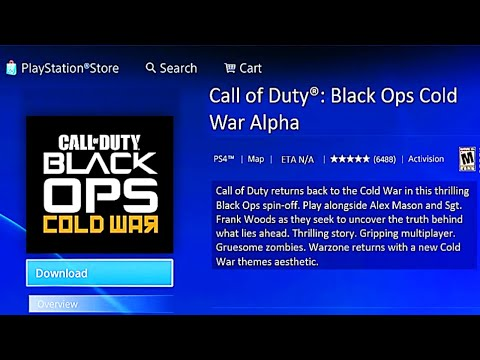 Call Of Duty All You Need To Know About Cold War Alpha Online Leaks Essentiallysports