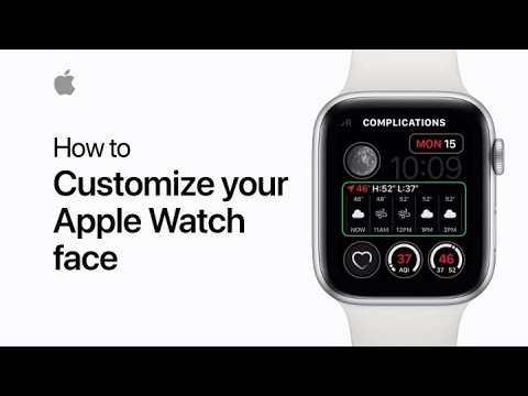 Add complications to your Apple Watch — Apple Support