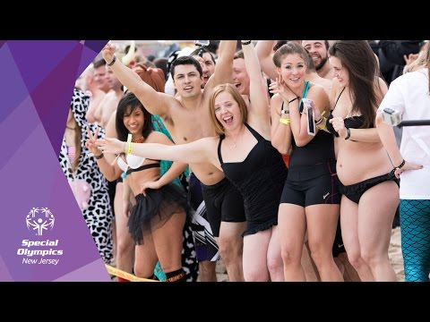 The 23rd annual Polar Bear Plunge at Seaside in 2016 brought together 6,057 plungers to raise a record-breaking $1.7 million for the athletes of Special Olympics New Jersey.