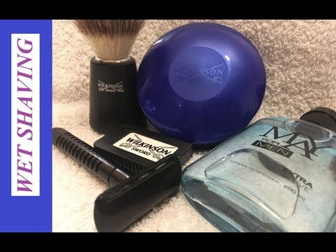 💈 Just a Hobby Бритьё №11 - All Wilkinson Sword & May AS