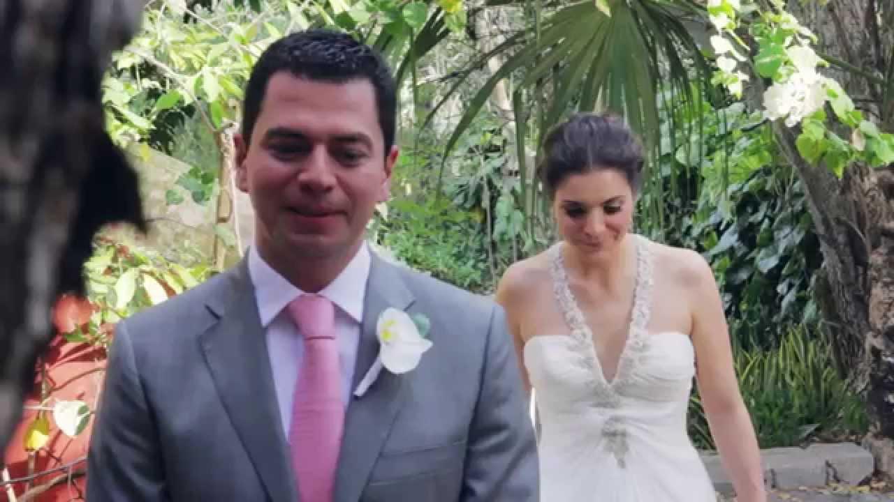HACIENDA TEMOZON SUR WEDDING | | MARU Y DAVID - YouTube