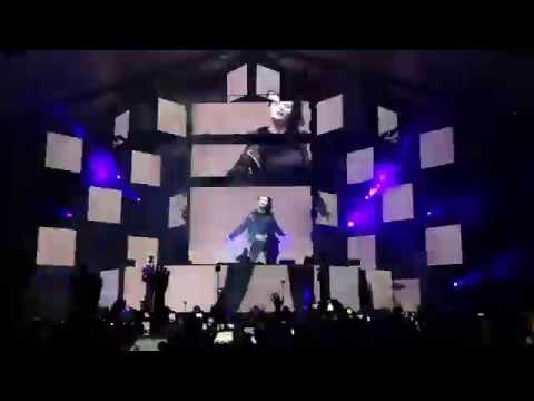 """Axwell/\Ingrosso - Dark River with """"I Feel It Coming"""" (The Weeknd) at Nameless"""