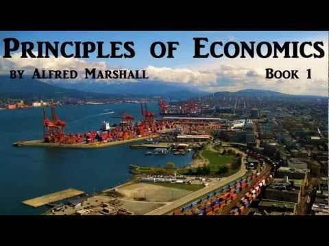 Principles of Economics Book 1 - FULL Audio Book by Alfred Marshall