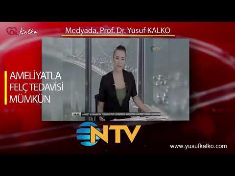 NTV SABAH HABERLERİ - AMELİYATLA FELÇ TEDAVİSİ MÜMKÜN | Prof. Dr. Yusuf KALKO
