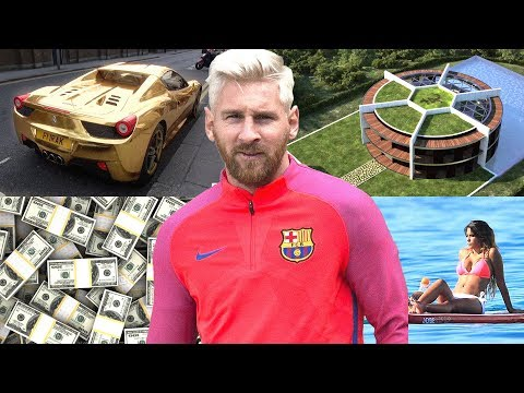 Lionel Messi's Lifestyle ★ 2019