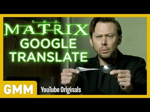 Google Translate Movies ft. Jimmi Simpson