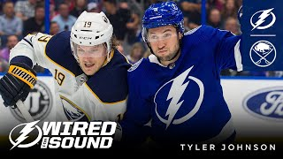 Wired for Sound | Tyler Johnson vs. Buffalo