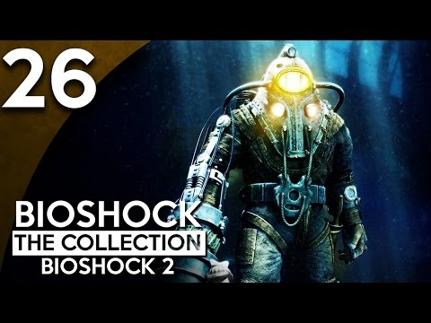 Let's Play BioShock 2 Remastered Part 26 - Mark Meltzer [BioShock Collection Blind Gameplay]