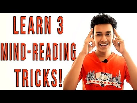 Learn How To Read Minds