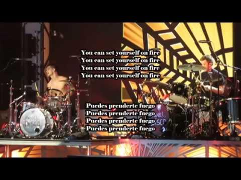 Panic! At The Disco - Crazy=Genius (Lyrics + Subs Español)