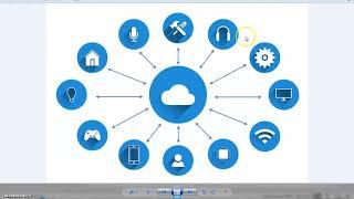 Cloud based computing