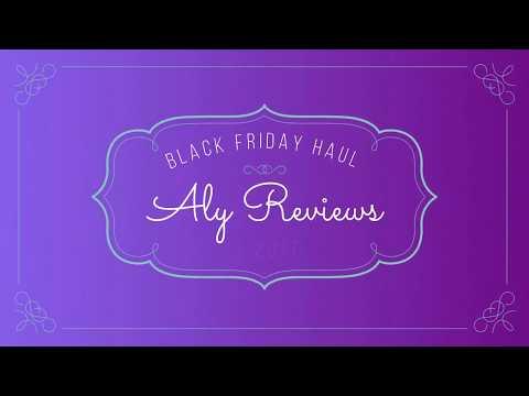 Black Friday Haul 2017 (Elder-Beerman, Kohl's, & More!)