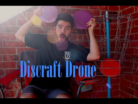 Disc Review: Discraft Drone