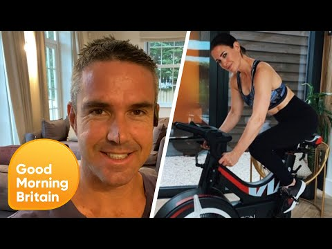 Race along with the Stars for the NHS! | Good Morning Britain