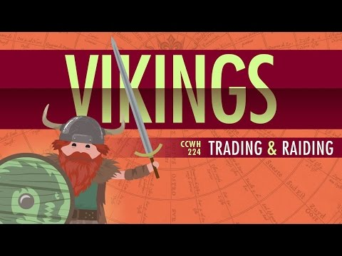 The Vikings! - Crash Course World History 224