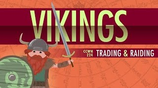 Video The Vikings! - Crash Course World History 224 download MP3, 3GP, MP4, WEBM, AVI, FLV Agustus 2018