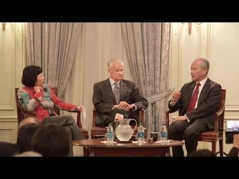 Part 4: Q&A session with H.E. Ambassador Cui Tiankai and Dr. Brzezinski