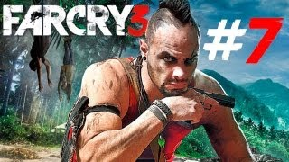 Far Cry 3 - Macacos, drogas e dubstep - Parte 7