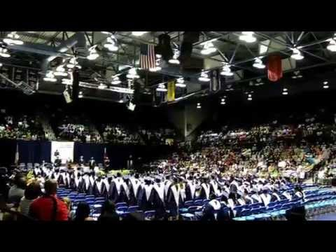 Statesboro High School Graduation Day 2014