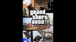 new 2018 GTA punjab game playing pc