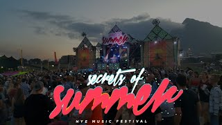 SECRETS OF SUMMER NYE MUSIC FESTIVAL 2018/2019 AFTERMOVIE