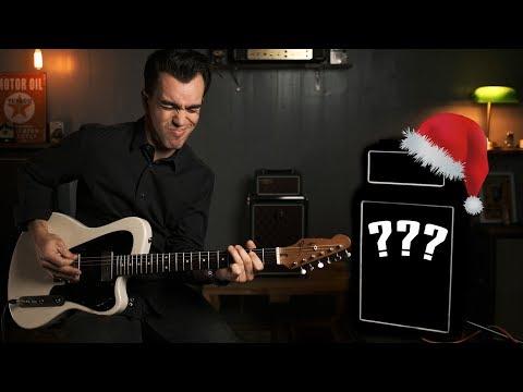 On vous OFFRE UN AMPLI pour Noël : Un VOX !