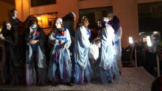 Малага, карнавал 2012, Битва цветов, Carnaval de Malaga, Batalla de flores