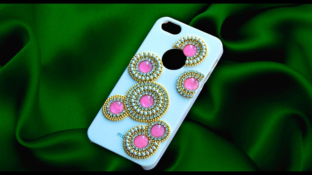 pin pinterest diy iphone phone how to decorate crafts decor clever case your